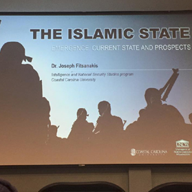 CIB members attend talk on ISIS in Wilmington