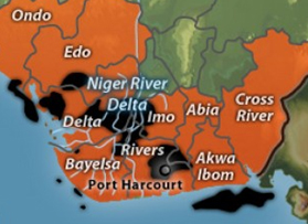 Niger Delta militants threaten more attacks in response to national military action
