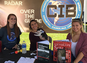 CIB signs up new members in spring 2017 club recruitmentday