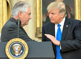 Revised Trump administration statements indicate possible policy change on climatechange