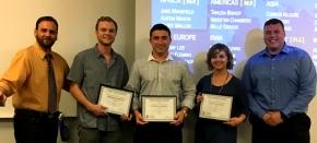 Third CIB banquet recognizes students' hardwork