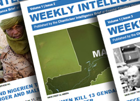 CIB launches new Weekly Intelligence Brief