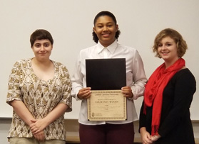 Fourth CIB Banquet recognizes semester's hard work