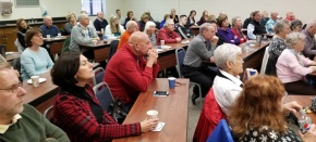 CIB holds its third symposium at the Myrtle Beach EducationCenter