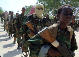 Al-Shabaab uses international aid money to fund its operations