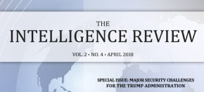 CIB and EIA publish fourth issue of The IntelligenceReview