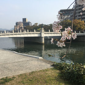 Picture taken in Hiroshima