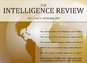 CIB and EIA publish fifth issue of The IntelligenceReview