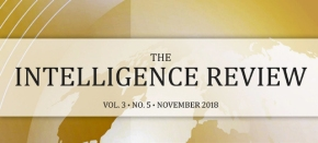 CIB and EIA publish fifth issue of The Intelligence Review