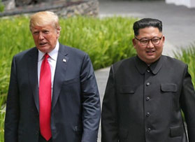 Preparations underway for second summit between Trump and Kim