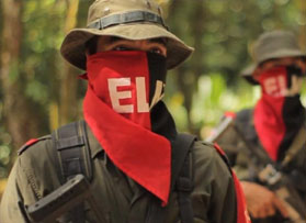 ELN pipeline bombings in Colombia suggest growing power