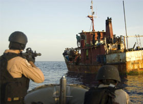 Report indicates rise in piracy in Gulf ofGuinea
