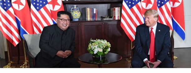 USA DPRK Korea