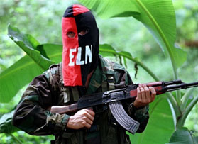 Increasing attacks in Colombia's northeast highlight ELN growth