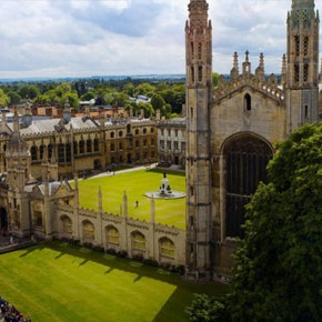 CIB analyst joins elite intelligence program at University of Cambridge