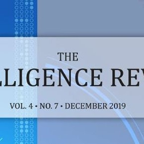 CIB and EIA publish seventh issue of The Intelligence Review