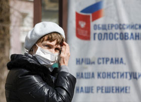 Russia's federal states take control amid coronavirus pandemic