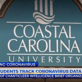 CBS News 13 features CIB's COVID-19 IntelligenceProject