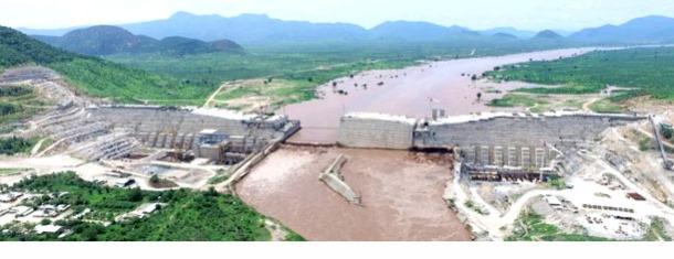 GERD Dam