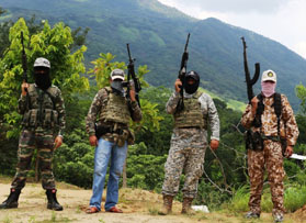 Tensions rise among Mexican drug cartels amidst pandemic